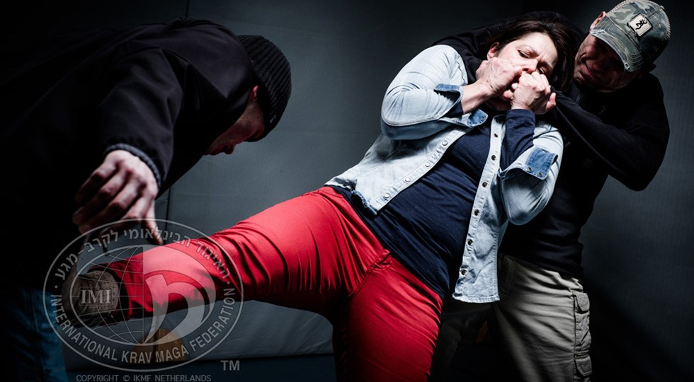 nr 1 women self defense course in the world